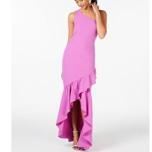 NWT Vince Camuto High/Low Evening Gown - Orchid